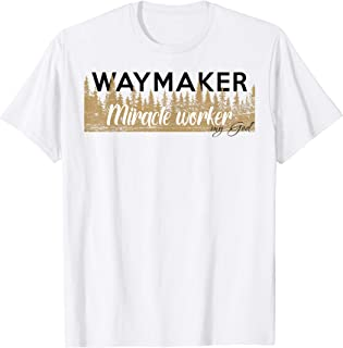 miracle worker t shirt