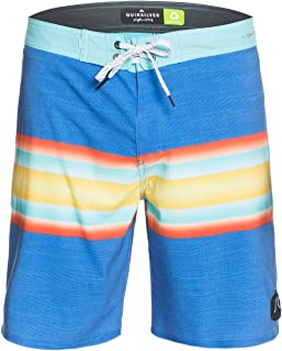 """Quiksilver Highline Six Channel 19"""" - Board Shorts for Men EQYBS04441"""