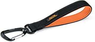 """Mighty Paw Training Tab, 10"""" Short Dog Leash, Padded Handle, Strong Traffic Pet Lead with Carabiner Clip, Perfect for Large or Medium Dogs"""