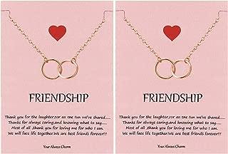 Best friendship necklaces for 2 Reviews
