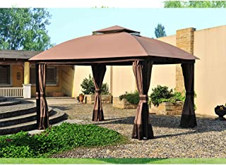 Best 11 x 13 gazebo canopy replacement Reviews
