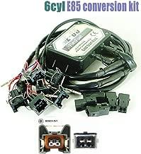 Pomiacam E85 Flex Fuel Conversion Kit 6 Cylinder Car Ethanol Alternative Fuel Converter with Cold Start Asst,Biofuel E85, Ethanol Car, Bioethanol Converter (D-Bosch EV1)