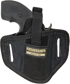 Barsony New 6 Position Ambidextrous Pancake Holster for 2