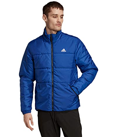 adidas Outdoor 3-Stripes Insulated Jacket (Team Royal Blue) Men