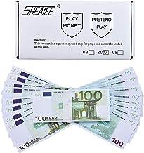 Prop Money Euro €10,000 Impresión Completa Copia 100 Euro