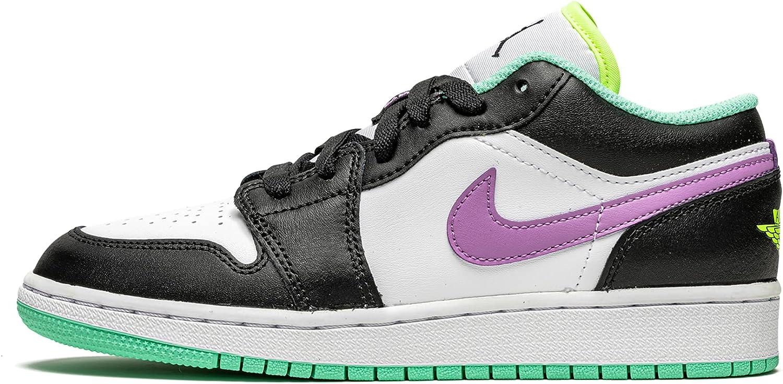 Nike unisex-child White/Violet Shock-black