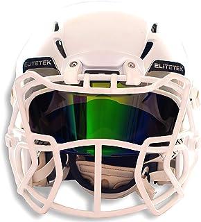 EliteTek Color Football & Lacrosse Eye-Shield Facemask...