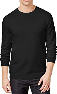 COOFANDY Men's Slim Fit Basic Knitted Sweater Casual Crewneck V-Neck Pullover Sweaters