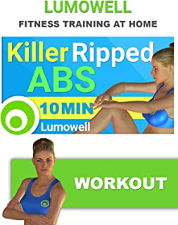 Six Pack Killer - 10 Min Ripped Abs Workout to Get a Six Pack