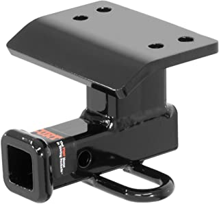 CURT 12097 Class 2 Trailer Hitch with Ball Mount, 1-1/4-Inch Receiver for Select Volkswagen Tiguan