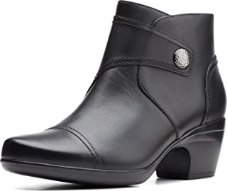 Clarks Women's Emily Calle Ankle Boot