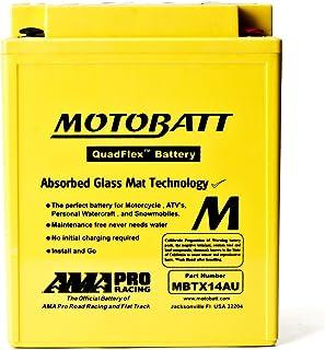 Batterie Motobatt MBTX14AU