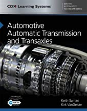 Automotive Automatic Transmission and Transaxles: CDX Master Automotive Technician Series (CDX Learning Systems Master Aut...