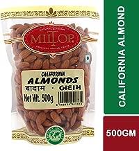 Miltop California Almonds, 500g
