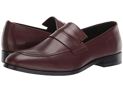 BOSS Hugo Boss Smart Loafer By HUGO (Medium Brown) Men