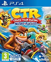 jeu enfant ps4 Crash Team Racing Nitro-Fueled