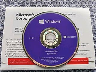 Windows10 Pro 64bit Microsoft Windows10 Professional 日本語 DVD プロダクトキー付