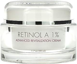 Life-flo Retinol A 1%, Advanced Revitalization Cream, 1.7 oz (50 ml)