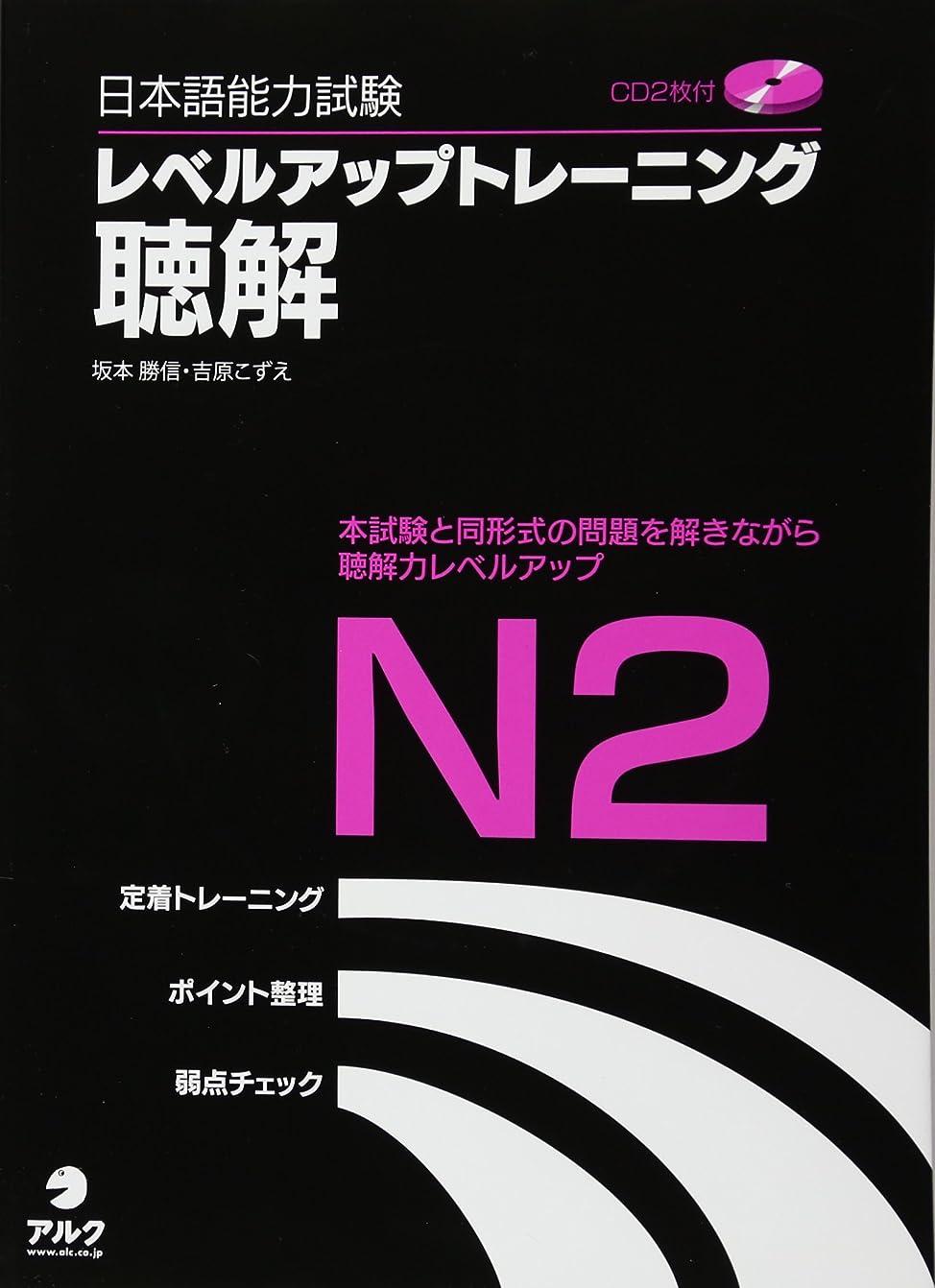 不器用サーキットに行くクリケット日本語能力試験レベルアップトレーニング聴解N2
