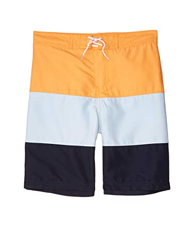 Janie and Jack Color-Block Boardshorts (Toddler/Little Kids/Big Kids) (Multi) Boy