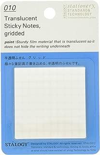 stalogy translucent sticky notes