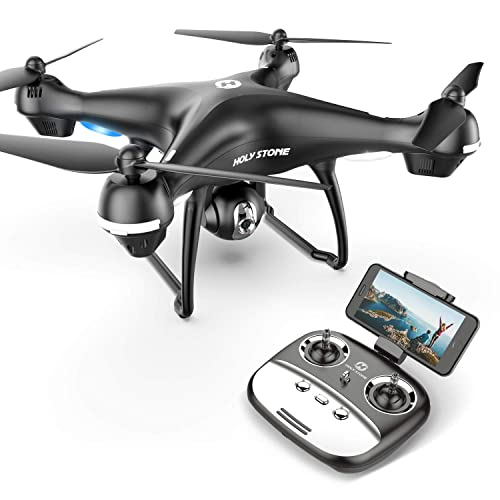 Holy Stone HS100G Drone with 1080p FHD Camera 5G FPV Live Video and GPS Return Home