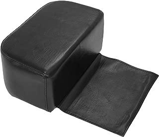 D Salon Barber Child Booster Seat Cushion Beauty Salon Spa Equipment Styling Chair, Black, 3 Pound