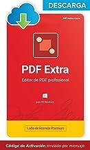 PDF Extra - DESCARGA / Licencia Online - Editor Profesional de PDF - Crea, Edita, Protege, Anota, Completa y Firma archivos PDF - 1 PC / 1 Usuario / 1 año de Suscripción
