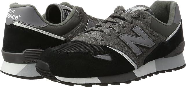 Amazon.com | New Balance Men's U446LGK, Grey/Black, 4 D US | Shoes