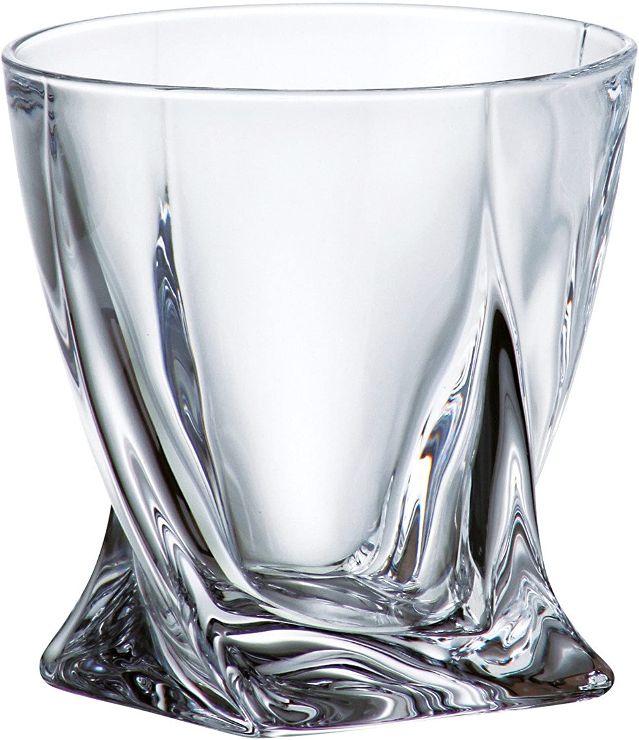 Barski Glass- Lead Free Crystalline - Shot Glasses - 1.85 oz. - Made in Europe - Set Of 6