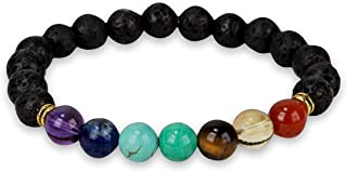SPUNKYsoul Chakra Balancing Bracelet for Women Collection