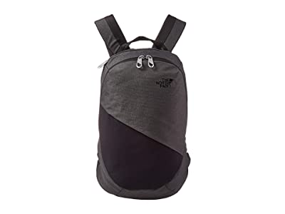 The North Face Electra (Asphalt Grey Light Heather/TNF Black) Backpack Bags