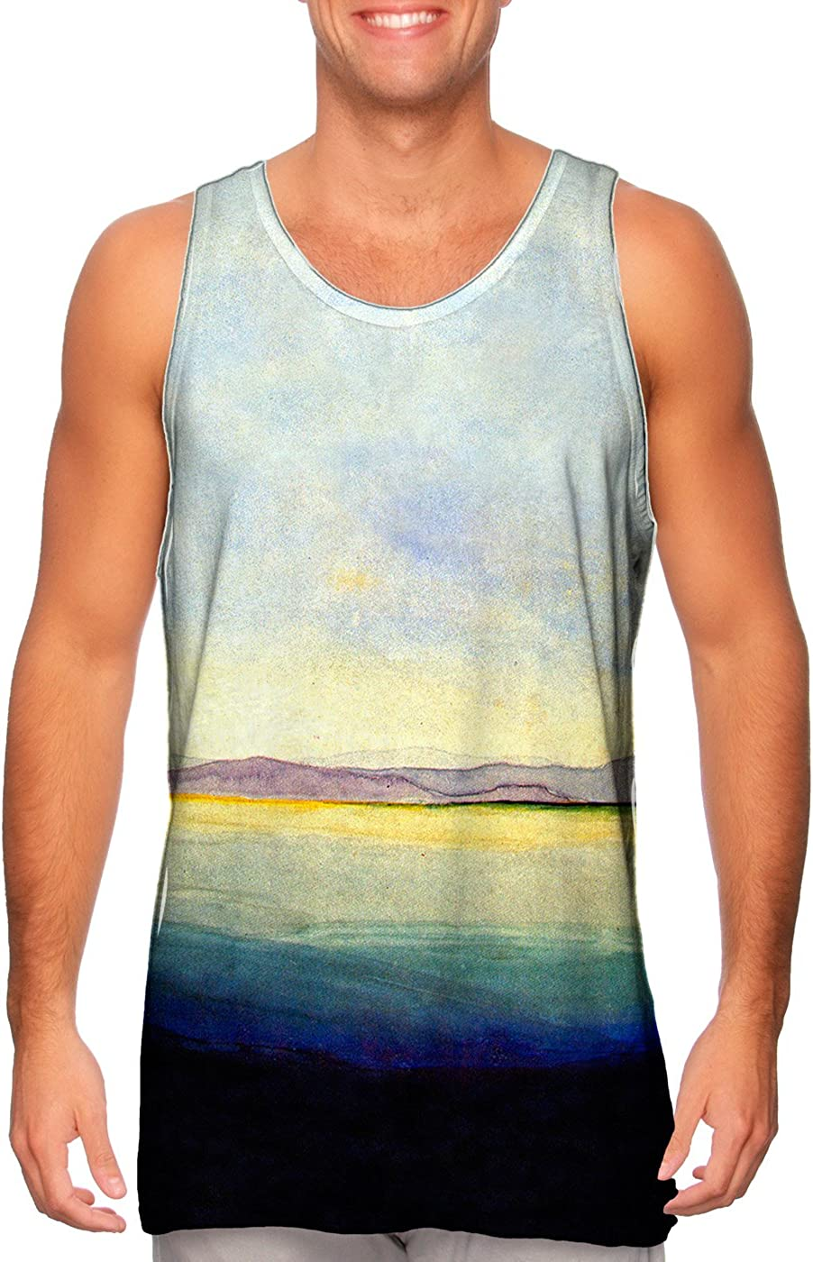 Yizzam- M.C.Escher - The Sea at Mens Popular Ranking TOP14 shop is the lowest price challenge 19 Mo.-Tshirt- Top Tank