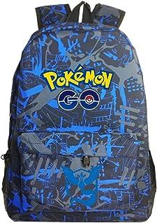 5014146d763c Kids Cartoon Pokemon Backpack School Rucksack Backpack for Boys Girls