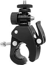 Camera Super Clamp Quick Release Pipe Bar Clamp Bike Clamp w/ 1/4