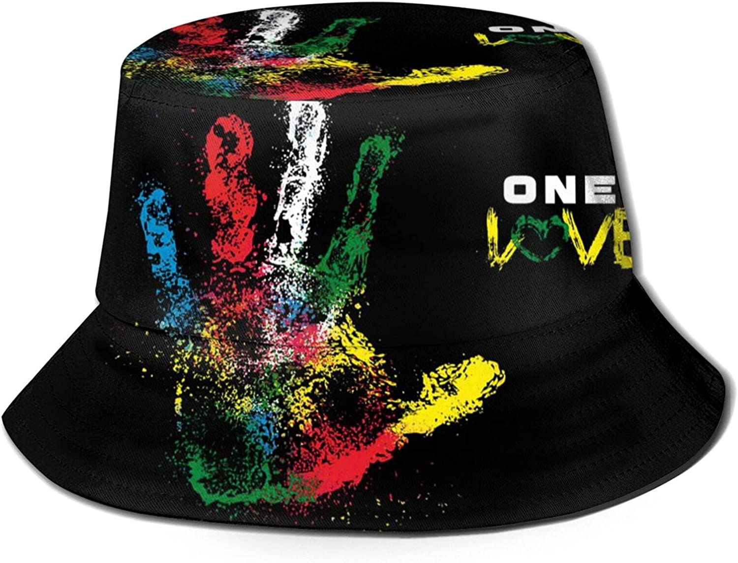 I Love One Woman and Several latest Sun Unisex Bucket Fashion Hat Fishing Rods