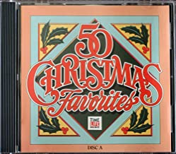 Best 50 christmas favorites cd Reviews