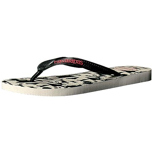 d5fe5c417f87 Mickey Mouse Flip Flops  Amazon.com