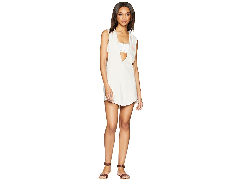 Hurley Good Times Dress (Light Bone) Women