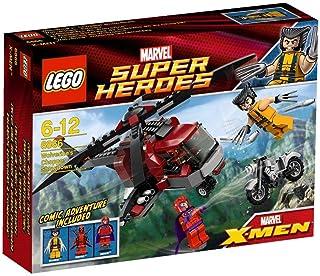 LEGO Super Heroes - Wolverine's Chopper Showdown (6866)