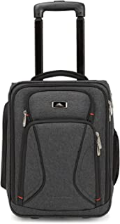 High Sierra Endeavor Underseat Carry-On Luggage with Wheels
