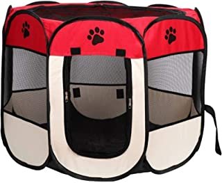 Lightweight Camping Tent, Pet Playpen Carrying Case Pet Delivery Room Cat Production Room Pregnancy Outdoor Production Nes...