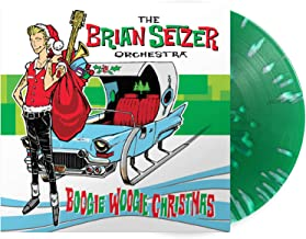 the brian setzer orchestra boogie woogie christmas