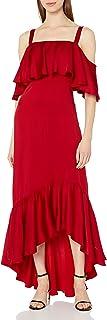 فستان Jill Stuart بحافة مكشكشة للنساء