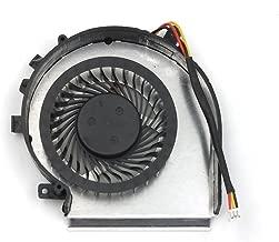 SWCCF CPU Fan for MSI GE62 GL62 GE72 GL72 GP62 GP72 PE60 PE70 GE62VR GL62M GP62MVR GL62VR MS-16JB MS-16J9 2QD 2QE,GE62 2QF 6QC 6QD 6QF 6QE 2QE MS-16J6 MS16J6 CR62 CX62 6QC 6QD