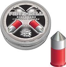 WEILAX 500 Flachkopf Premium Diabolos 4,5mm Fritz-Cell f/ür Luftgewehr Luftpistole/…