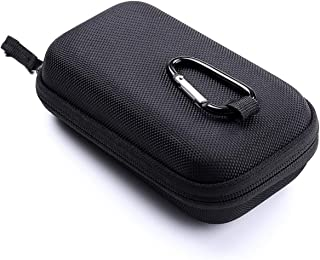 Oriolus Hard Case for Voice Caddie SC 200 Portable Golf Launch Monitor (Black)