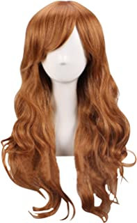 Animation, Grotesque, Mabel, Pines, Long Hair, Cosplay Wig-Brown