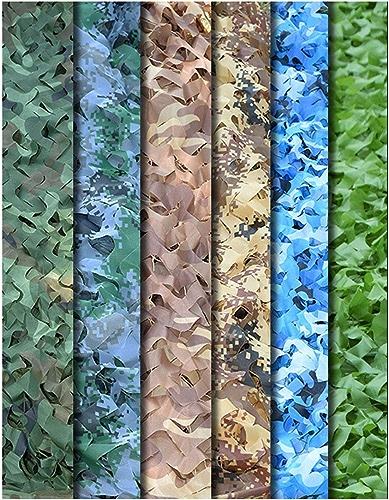 GZW001 Filet de Camouflage en Tissu Oxford Capuchon de Camouflage pour la Chasse au Camping (Couleur   Jungle, Taille   10×30M)