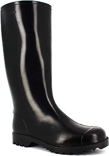 Nora Mens rain Boots Black